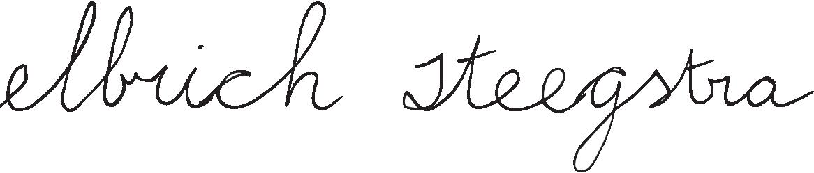 Elbrich Steegstra | Illustratie | Grafisch ontwerp | Sieraden